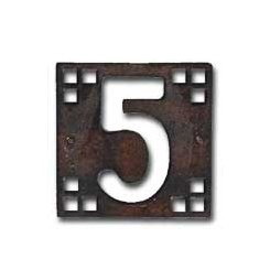 The Final Decision Ended Up Being Based On Finishes More Than Anything Else We With Craftsman House Numbers From Blink Manufacturing And Dark