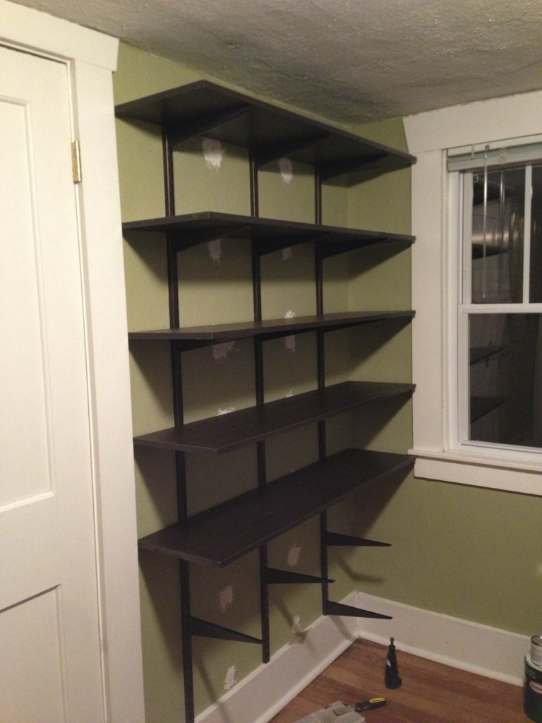 New Shelves