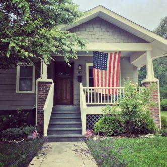 Patriotic Bungalow